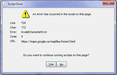 WebBrowser Control - Scripting Error | DEVelopers HUT