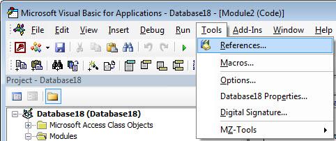MS Access VBA Programming | DEVelopers HUT - Part 7