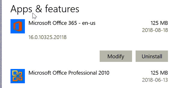 Office 365 Forced Upon Users by Update? | DEVelopers HUT